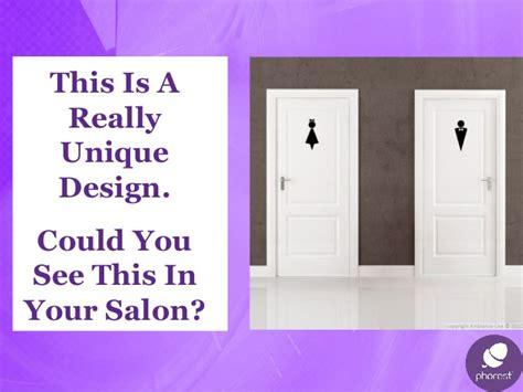 restroom ideas salon design fantastic restroom sign ideas