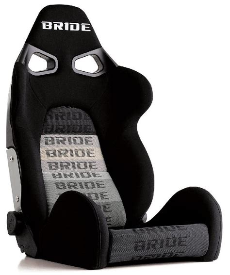 bride reclining bucket seats bride cuga japan series reclining sport seat and seat rail