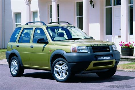 land rover freelander 2002 land rover freelander 1 owners manual handbook wallet