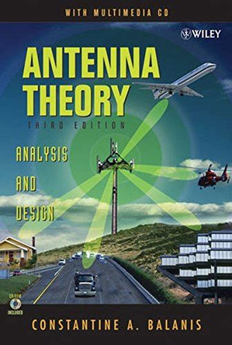 libro illustration a theoretical and libro antenna theory analysis and design di constantine a balanis