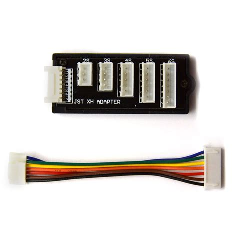 2s Lipo Battery Balance Charging Port To Jst Adapter Cable jst xh lipo battery charger charging balancer adapter board 2s 6s hrc44155 4s ebay