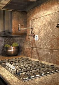 Water Faucet Above Stove by 25 Best Ideas About Pot Filler On Tile Filler