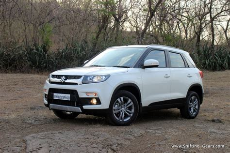 Maruti Suzuki Vitara Maruti Suzuki Vitara Brezza Photo Gallery Shifting Gears