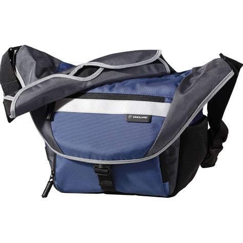 Vanguard Sydney Ii Shoulder Bag 15 Blue vanguard sydney 22 messenger bag sydney 22 blue b h photo