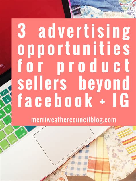 Advertising Opportunities by Advertising Opportunities For Craft Sellers The