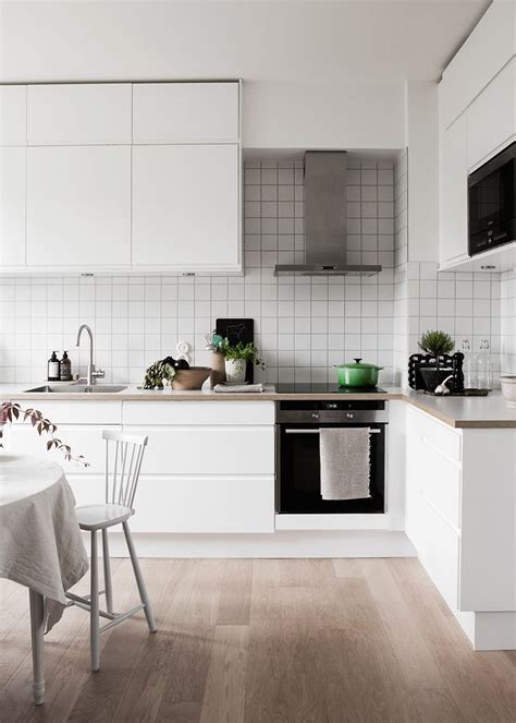 kitchen and home interiors 17 best ideas about scandinavian kitchen on