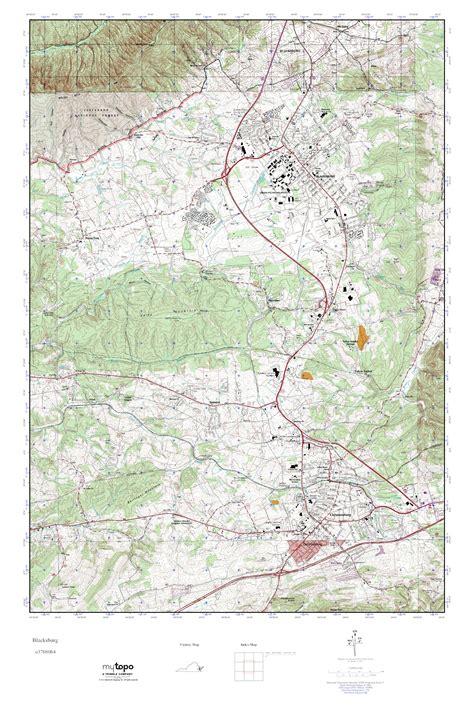 blacksburg va map mytopo blacksburg virginia usgs topo map