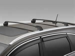 Roof Rails For Honda Crv Honda Store 2013 Cr V Crossbars