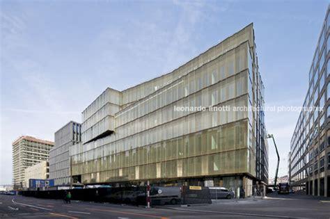 Residential Plan david chipperfield office building leonardo finotti