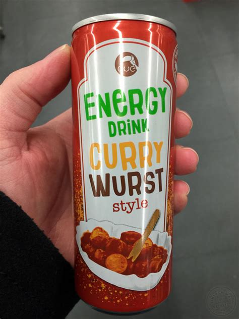 energy drink w energydrink currywurst style koffeinhaltiges