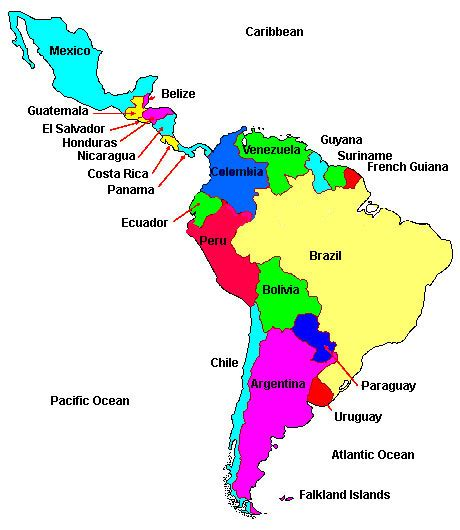south america map with country names america map region city map of world region city