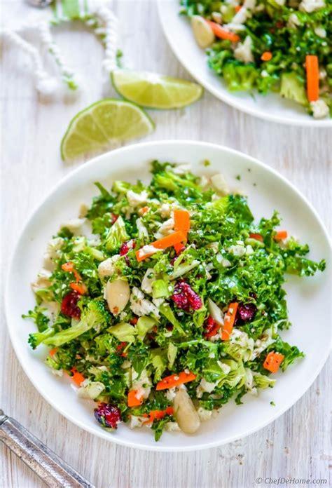 Https Pinchofyum Detox Cauliflower Salad by Cauliflower And Broccoli Detox Salad Recipe Chefdehome