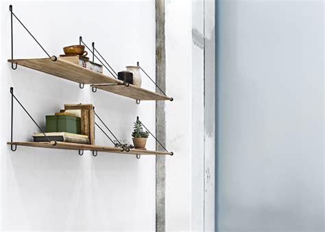 wandregal skandinavisch wandregal loop shelf we do wood i holzdesignpur