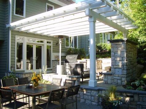 backyard covered pergola pergola and patio cover kirkland wa photo gallery landscaping network