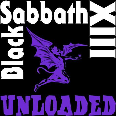 Black Sabbath 5 black sabbath 13 unloaded 2017 heavy metal
