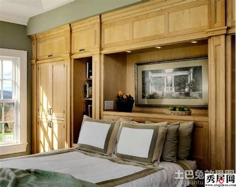Inbuilt Bookshelf 衣柜床一体效果图 电视衣柜一体墙效果图 衣柜床壁柜一体图片 地炕衣柜一体化效果图 胜沪新闻网