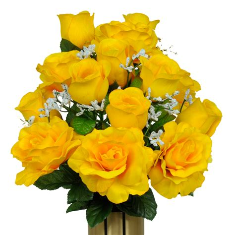 download 35 yellow rose flower png transparent images free
