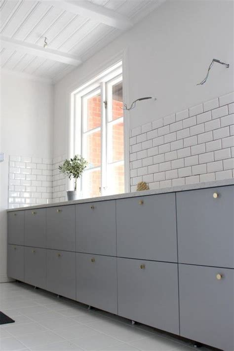ikea subway tile best 25 grey ikea kitchen ideas on pinterest ikea