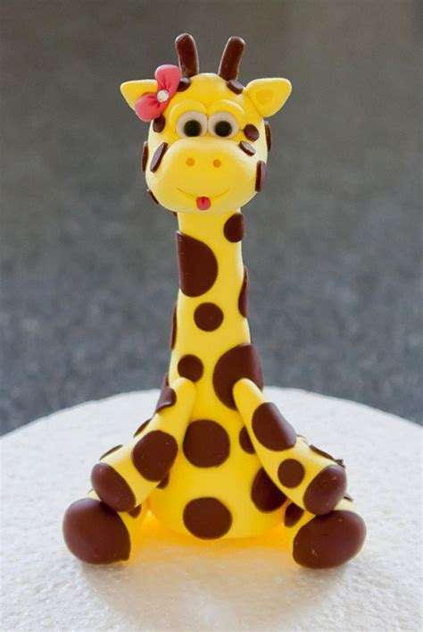 Giraffe Baby Shower Cake Topper by 48 Best Images About Sweet Giraffe On Out Of