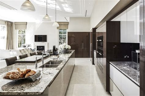 Luxury Designer Kitchens Luxury Kitchen Design St George S Hill Design