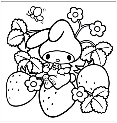 kawaii coloring book 18fresh kawaii coloring book clip arts coloring pages