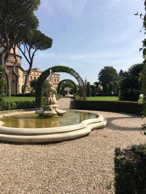 giardini vaticani visita i giardini vaticani visite guidate e percorsi culturali