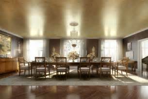 Luxurious Dining Rooms by Classic Luxury Dining Room