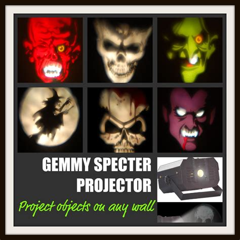 gemmy halloween projection lights gemmy specter projector with sound themes n things s blog