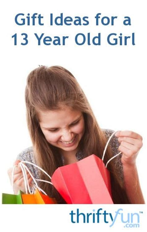 Present Ideas For A 13 Year - 17 best images about gift ideas on dinner and