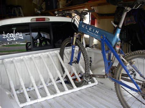 bike rack truck bed truck bed bike rack plans bed plans diy blueprints