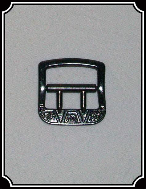 Buckle Vest buckle gray metal vest 3 4 in