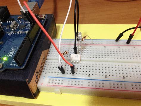 resistor interno arduino arduino e acoplador 243 ptico conectando e comandando o exemplo b 225 sico blink
