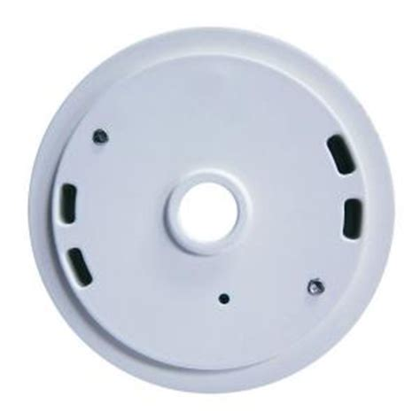 ceiling fan adapter plate all pro outdoor led flood adapter plate white fld kit