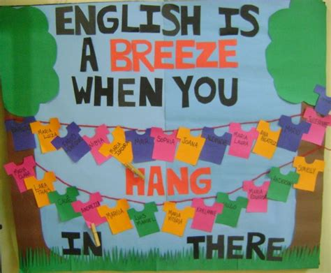 Esl Classroom Decoration Ideas by 25 Best Ideas About Bulletin Boards On