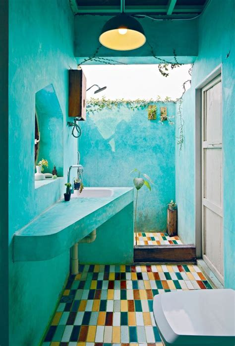 orange and turquoise bathroom 196 best images about aqua turquoise teal mint on