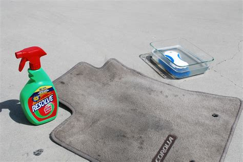 cleaning car rugs and a summer how to clean car mats