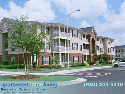 Appartments In Nc by Reserve At Place Apartments Fayetteville