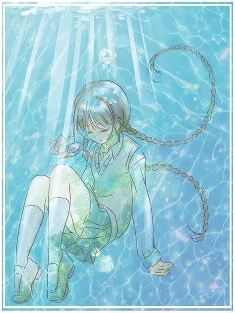 anime underwater alf img showing gt anime underwater drowning anime