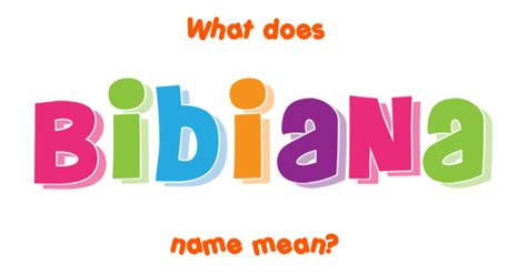 celebrity martyr meaning bibiana name meaning of bibiana