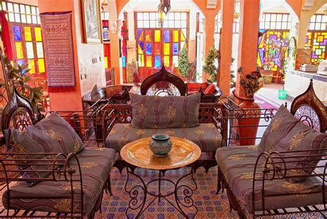 morrocon style moroccan living room