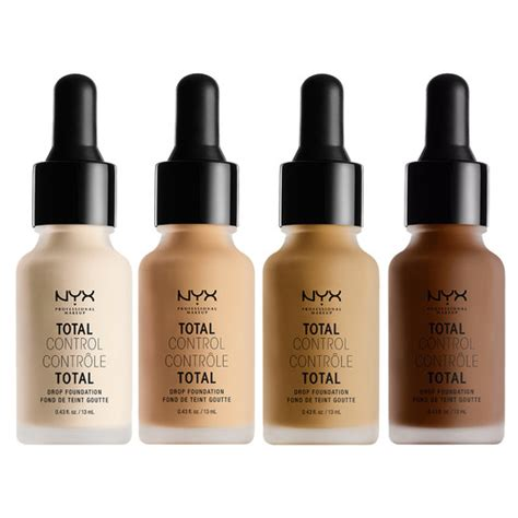 Nyx Foundation nyx professional makeup total drop foundation