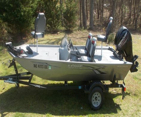 used boats for sale by owner nc lowe fishing boats for sale used lowe fishing boats for