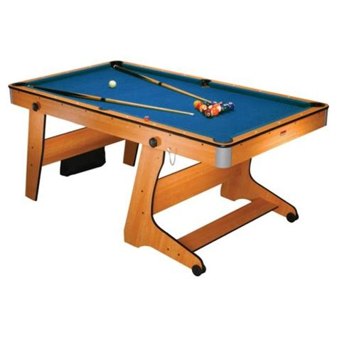 Folding Pool Table 6ft Buy Bce 6ft Vertical Folding Pool Table From Our Snooker Pool Tables Range Tesco