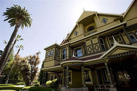 Mystery House San Jose by Winchester Mystery House Worth The Fright Sfgate