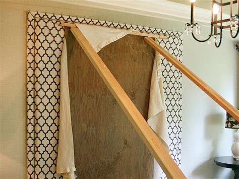 Headboards That Attach To The Wall by How To Upholster A Headboard With Nail Trim How Tos Diy