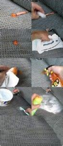 how to remove melted crayon from car upholstery 1000 images about cleaning on pinterest bible covers