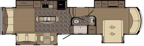 crossroads fifth wheel floor plans 2016 crossroads rushmore franklin fifth wheel carthage mo mid america rv parts