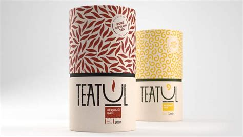 Time For Wonderfully Packaged Tea by Eco Friendly Tea Packaging Design Tea Time Packaging