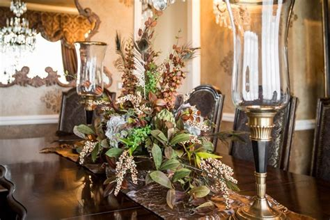 christmas home decor linly designs set your table with holiday decor
