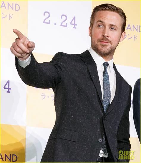 ryan gosling oscar nomination ryan gosling brings la la land to tokyo after scoring